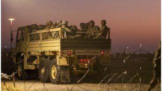 मेक्सिको बॉर्डर की सुरक्षा के लिए 3,750 अतिरिक्त सैनिकों को तैनात करेगा अमेरिका