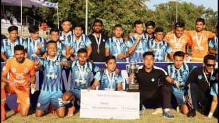 Minerva Punjab Lift Their Maiden Elite League Trophy