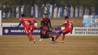 I League 2018-19: Lalrinchhana Scores as Aizawl FC Beat Minerva Punjab FC 1-0