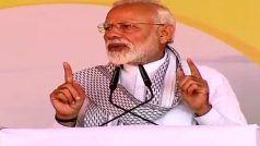 एनडीए सरकार की विकास यात्रा एक साथ दो पटरियों पर चल रही है: पीएम नरेंद्र मोदी