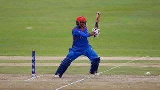 1st T20I: Mohammad Nabi's 51 Guide Afghanistan to Five-Wicket Win Over Ireland