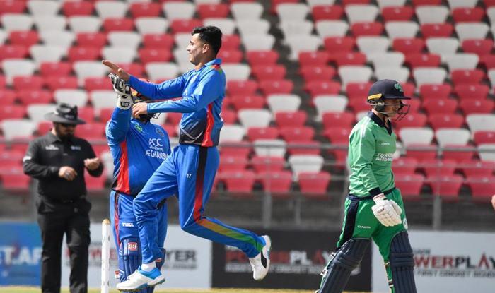 1st ODI: Gulbadin Naib, Mujeeb Ur Rahman Star as Afghanistan Beat Ireland by 5 Wickets To Take 1-0 Lead