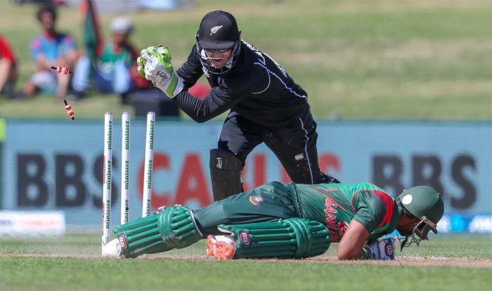 नेपियर वनडे: न्यूजीलैंड ने बांग्लादेश को 8 विकेट से हराया, गुप्टिल का शानदार शतक