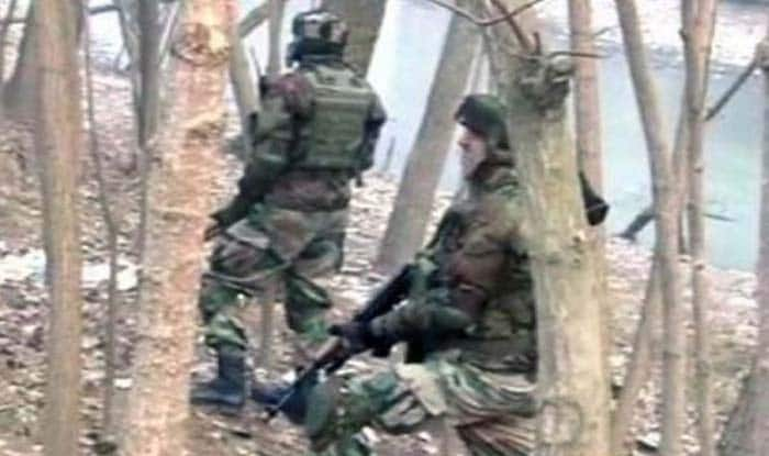 Jammu And Kashmir: Encounter Underway Between Terrorists And Security Forces, One Militant Neutralised