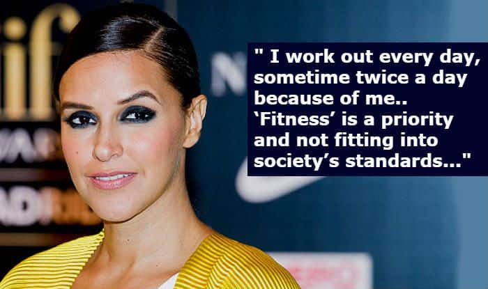 Neha Dhupia Calls Out Article Reporting Her 'Shocking Weight Gain Post Pregnancy'