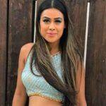 Second Sexiest Woman, Nia Sharma Looks Hot AF in Blue Lehenga as She Flaunts Her Perfect Curves in Her Latest Pictures