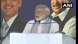 PM Narendra Modi Launches Development Projects in Yavatmal, Vows to Punish Pulwama Terror Attack Perpetrators