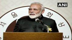 प्रधानमंत्री नरेंद्र मोदी प्रतिष्ठित सियोल शांति पुरस्कार से सम्मानित