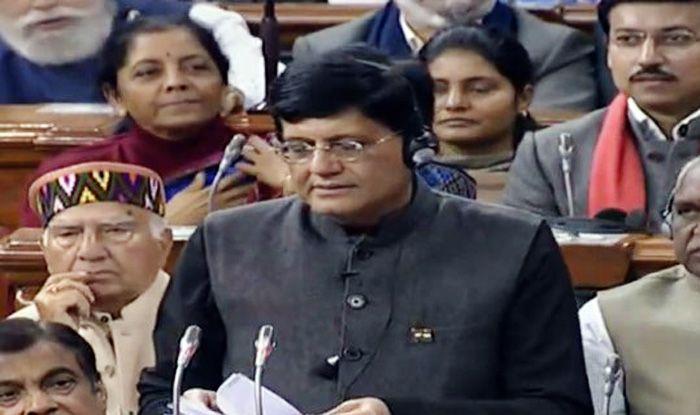 Interim Budget 2019: Full Speech of Acting Finance Minister Piyush Goyal – Read Here