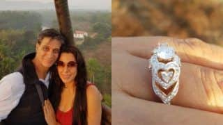 Pooja Bedi Finally Finds Mr Right in Maneck Contractor, Tweets Pic of Engagement Ring