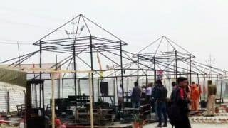 Kumbh Mela 2019: Fire Breaks Out in Two Tents in Prayagraj, no Casualties Reported