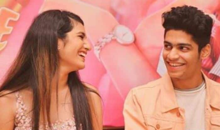 After her wink, Priya Prakash Varrier's liplock goes viral