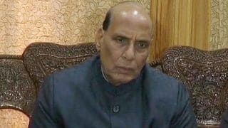 Vultures Count Casualties Not Soldiers: Rajnath Hits Out at Oppn For Demanding Proof of Air Strike