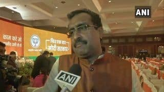 Ram Mandir Construction in Ayodhya: BJP Fully Committed to Build Magnificent Temple, Says Ram Madhav