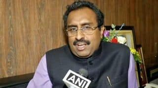 Citizenship Amendment Bill Not Going to Cause Any Difficulty to Identity of Northeast People: Ram Madhav