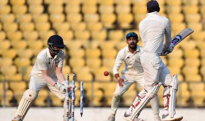 रणजी ट्रॉफी: खिताबी जीत के करीब विदर्भ, सौराष्ट्र को अब भी 148 रन की जरूरत