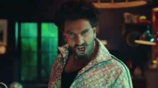 Ranveer Singh Dances Hilariously in His Latest Video And it Will Leave You in Splits