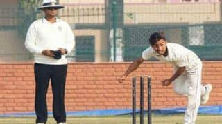 Rex Singh, Anshul Kamboj Power India U-19 to 2-0 Series Sweep Against South Africa