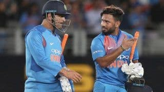 Sourav Ganguly Unsure About Rishabh Pant's Spot in Virat Kohli-Led Team India Squad For ICC World Cup 2019