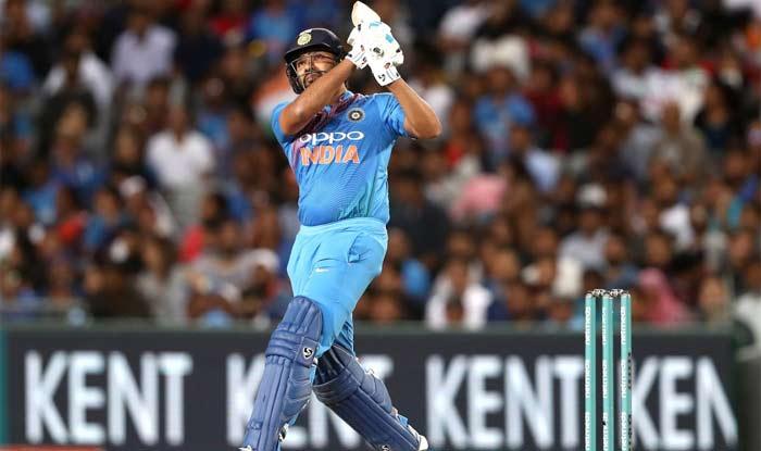रोहित टी-20 में सबसे ज्यादा रन बनाने वाले खिलाड़ी, गुप्टिल-मलिक को पीछे छोड़ा
