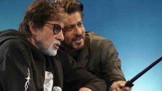 तो इस वजह से शाहरुख खान के 'एम्प्लॉई' बने Big B, सेल्फी शेयर कर किया खुलासा...