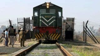 Samjhauta Express Train Stranded at Attari as Pakistan Suspends Service Amid Escalating Tension With India