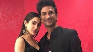 Sara Ali Khan Says She Owes Sushant Singh Rajput For Helping Her Perfect Her Hindi in Kedarnath