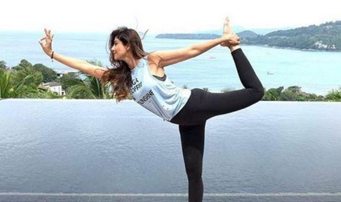 Fitness: शिल्पा शेट्टी ने इस अंदाज में किया नटराज आसन, वायरल हो गई तस्वीर...