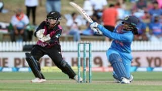 3rd T20I Match Report: Smriti Mandhana 86 in Vain as New Zealand Women Complete 3-0 Sweep Versus India Women in Hamilton