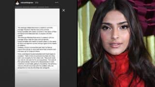 Sonam Kapoor Plagiarises Humans of Hindutva-Post, Gets Brutally Trolled on Twitter For 'Being Senseless in Sensitive Time'