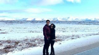 Soundarya Rajinikanth Shares Honeymoon Pictures With Hubby Vishagan Vanangamudi From Iceland, Trolled For Second Marriage - Check Tweets