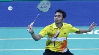 Shuttlers Lakshya, Sourabh Sail Through to Third Round of National Badminton Championships