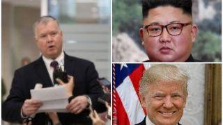 अमेरिका: विशेष दूत स्टीफन बीगन ने नार्थ कोरिया के परमाणु संकल्प का किया खुलासा
