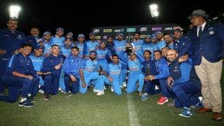 Sachin Tendulkar Throws His Weight Behind Virat Kohli-Led Indian Team Ahead of ICC World Cup 2019, Says Men in Blue Can be Competitive in Any Part of World on Any Surface