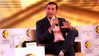 India vs South Africa: VVS Laxman Takes Brilliant One-Handed Catch in Suit, Fans Hail Former Cricketer | WATCH VIDEO
