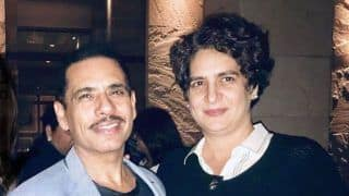 'Please Keep Her Safe': Robert Vadra Pens Note For Wife Priyanka And Message For Others