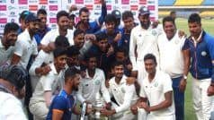 Move Over Mumbai, Vidarbha Emerge as New Powerhouse of India's Domestic Cricket