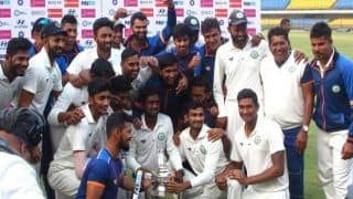 Faiz Fazal-Led Vidarbha Emerge as The New Powerhouse of India's Domestic Cricket