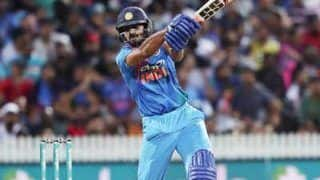 Sanjay Manjrekar Backs Vijay Shankar For No. 4 Slot in ICC World Cup 2019, Wants Him to Replace Ambati Rayudu in Team India Squad