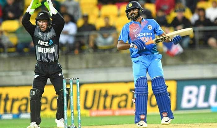 India vs New Zealand 3rd T20I: Vijay Shankar Happy With Promotion to Number Three, Says It Was a Big Surprise