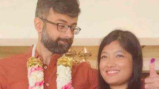 इस अभिनेत्री की छोटी बहन ने बिन शहनाई रचाई शादी,देखें वीडियो