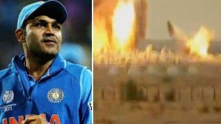India Avenges Pulwama: Virender Sehwag to Gautam Gambhir to Mohammad Kaif, Cricketers Hail Indian Air Force (IAF) For Decimating Jaish Terror Camps in Pakistan