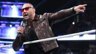 Batista Set to Make a Comeback in WWE, Could Face Triple H in Wrestlemania 35: Reports