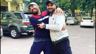 Harbhajan Singh-Yuvraj Singh Bromance Make Fans Wonder What is The Inside Joke