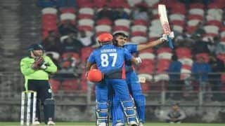 Afghanistan vs Ireland 2nd T20I: Aaron Finch Lauds Hazratullah Zazai For Record-Breaking Ton Ahead of 1st T20I Against India