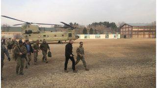 तालिबान से शांति वार्ता के प्रयास: Surprise visit पर अफगानिस्तान पहुंचे अमेरिका के शीर्ष अधिकारी