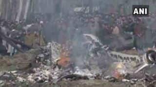 Trainee Aircraft Crashes in Sagar District of Madhya Pradesh, Two Killed