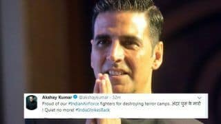 Surgical Strike 2: Akshay Kumar, Sonakshi Sinha And Other Bollywood Celebs 'High on Josh'