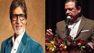 अमिताभ बच्चन ने की गोविंद नामदेव की तारीफ, कहा.....