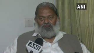 Haryana Minister Anil Vij Attacks Mamata Banerjee, Calls Her Taadka of Ramayan For Obstructing Amit Shah, Yogi Adityanath's Rally